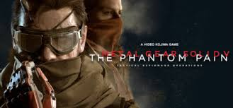 Таблетка/Кряк Metal Gear Solid 5: The Phantom Pain