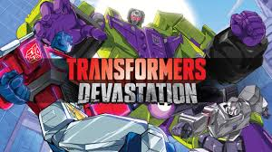 Таблетка/Кряк Transformers: Devastation