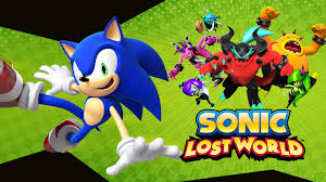 Таблетка/Кряк Sonic Lost World