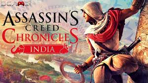 Таблетка/Кряк Assassin's Creed Chronicles: India