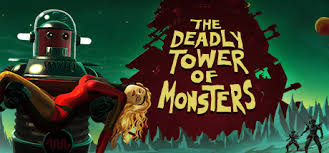 Таблетка/Кряк The Deadly Tower of Monsters