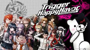 Таблетка/Кряк Danganronpa: Trigger Happy Havoc