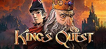 Кряк/Таблетка Kings Quest - Chapter 3 Once Upon a Climb