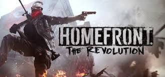 Кряк/Таблетка Homefront The Revolution