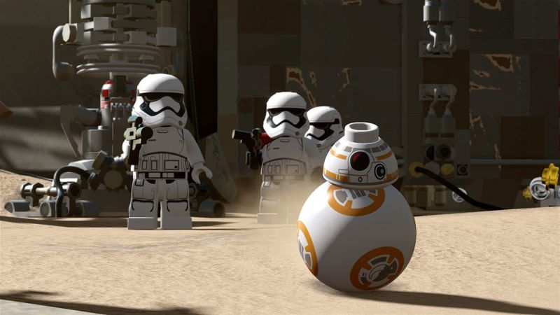 Скачать кряк для Lego Star Wars The Force Awakens