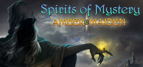 Spirits of Mystery: Amber Maiden Collector's Edition - не запускается, черный экран