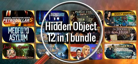 Trainer/Трейнер Hidden Object - 12 in 1 bundle (+8) FliNG