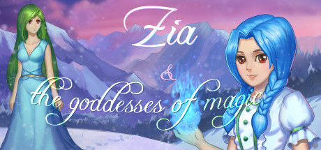 Trainer/Трейнер Zia and the goddesses of magic (+8) FliNG