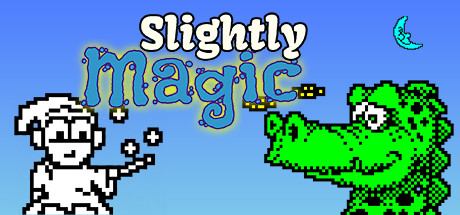 Trainer/Трейнер Slightly Magic - 8bit Legacy Edition (+8) FliNG