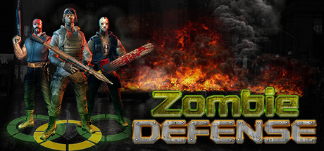 Trainer/Трейнер Zombie Defense (+8) FliNG