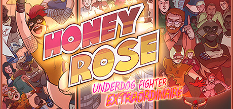 Trainer/Трейнер Honey Rose: Underdog Fighter Extraordinaire (+12) MrAntiFun