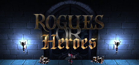 Трейнер Rogues or Heroes (+8) FliNG