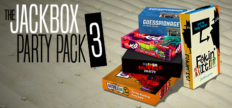 Трейнер The Jackbox Party Pack 3 (+12) MrAntiFun