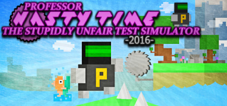 Трейнер Professor Nasty Time: The Stupidly Unfair Test Simulator 2016 (+8) FliNG