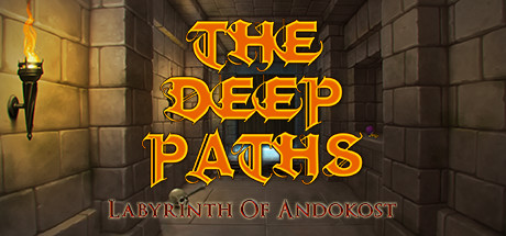 Трейнер The Deep Paths: Labyrinth Of Andokost (+8) FliNG