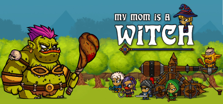 Русификатор My Mom is a Witch