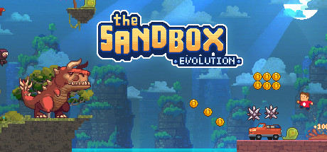 Трейнер The Sandbox Evolution - Craft a 2D Pixel Universe! (+8) FliNG