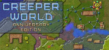 Трейнер Creeper World: Anniversary Editon (+8) FliNG