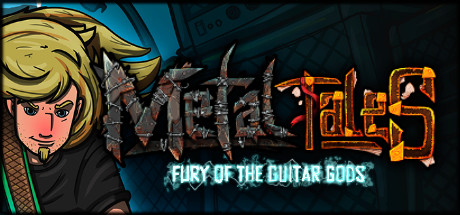 Трейнер Metal Tales: Fury of the Guitar Gods (+8) FliNG