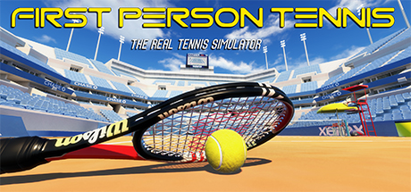 Трейнер First Person Tennis - The Real Tennis Simulator (+8) FliNG