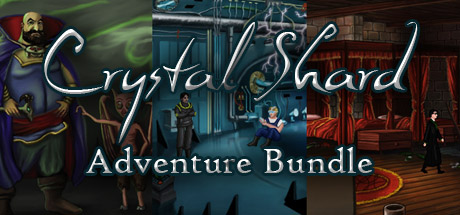 Русификатор Crystal Shard Adventure Bundle