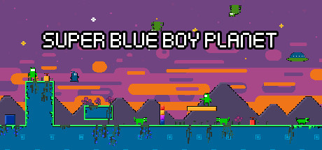 Трейнер Super Blue Boy Planet (+14) MrAntiFun