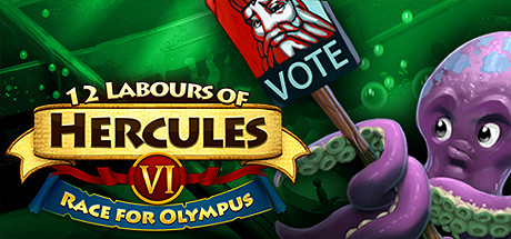 Трейнер 12 Labours of Hercules VI: Race for Olympus (+14) MrAntiFun