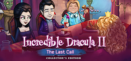 Трейнер Incredible Dracula II: The Last Call Collector's Edition (+14) MrAntiFun