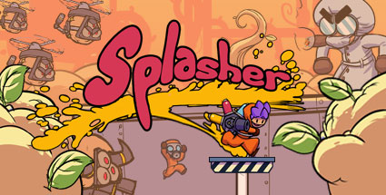 Трейнер Splasher (+14) MrAntiFun