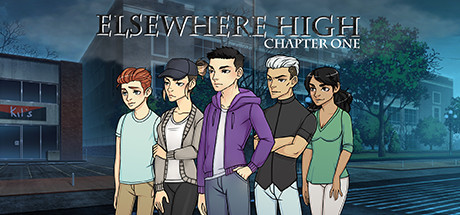 Русификатор Elsewhere High: Chapter 1 - A Visual Novel