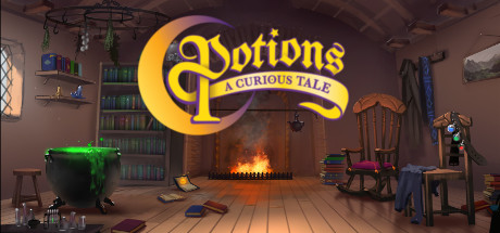 Русификатор Potions: A Curious Tale