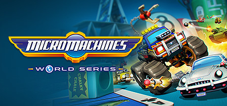 Трейнер Micro Machines World Series (+15) FliNG