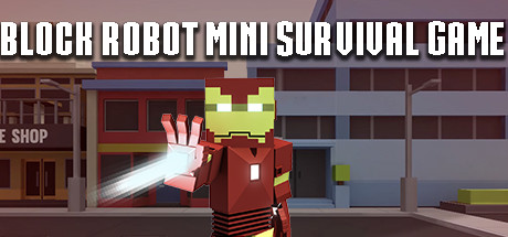 Трейнер Block Robot Mini Survival Game (+15) FliNG