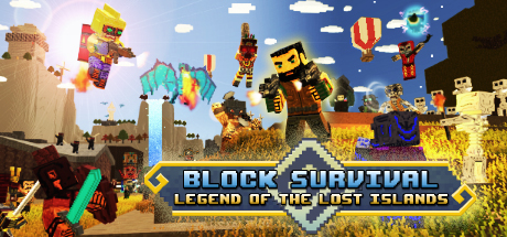 Русификатор Block Survival Legend of the Lost Islands