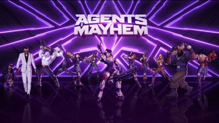 Кряк для игры Agents of Mayhem v 1.0 (BALDMAN)