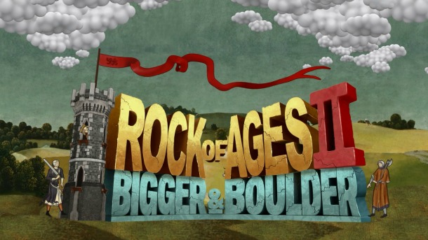 Трейнер Rock of Ages 2 Bigger & Boulder (+9) FlinG