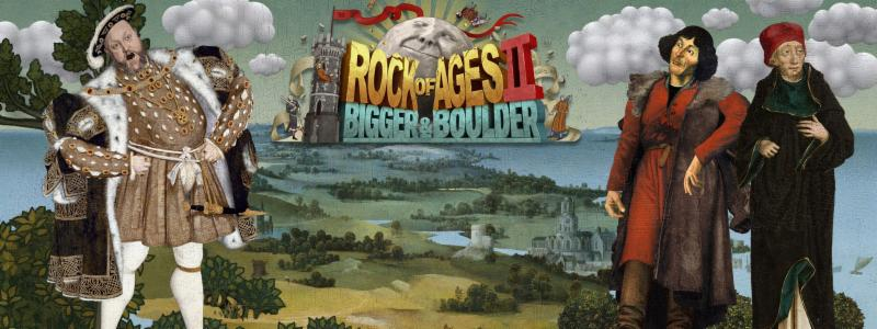 Сохранения для Rock of Ages 2 Bigger & Boulder (100% save)
