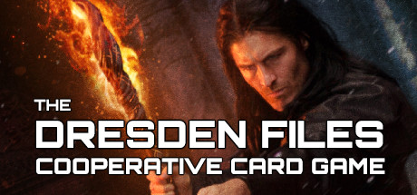 Русификатор Dresden Files Cooperative Card Game