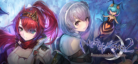 Трейнер Nights of Azure 2 (+9) MrAntiFun