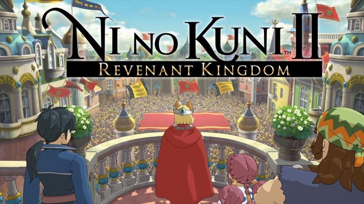 Сохранения для Ni no Kuni II: Revenant Kingdom (100% save)