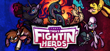 Трейнер Them's Fightin' Herds (+9) MrAntiFun