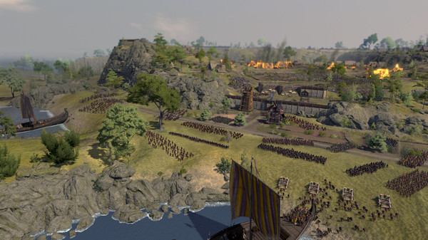 Сохранения для Total War Saga: Thrones of Britannia (100% save)