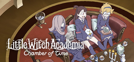 Русификатор для Little Witch Academia: Chamber of Time (RUS)