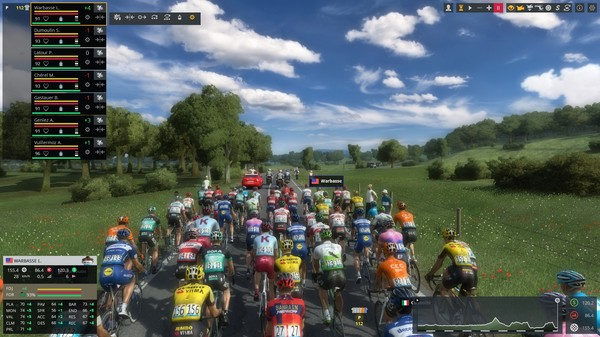 Русификатор для PRO CYCLING MANAGER 2019