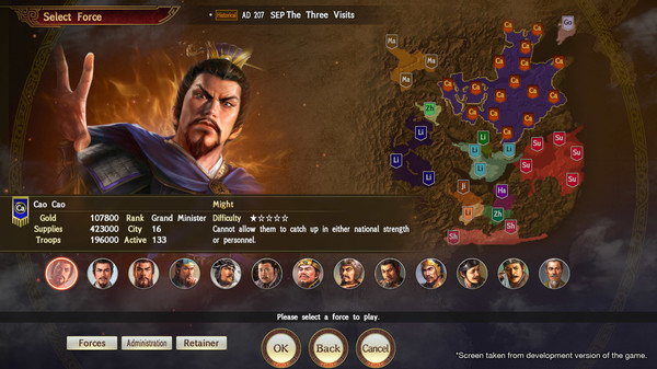 Русификатор для ROMANCE OF THE THREE KINGDOMS XIV