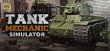 Трейнер Tank Mechanic Simulator (+24) FliNG