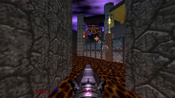 Трейнер DOOM 64 от FliNG