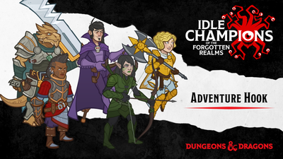 Трейнер Idle Champions of the Forgotten Realms от FliNG