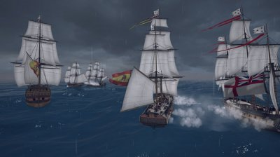 Русификатор для Ultimate Admiral: Age of Sail