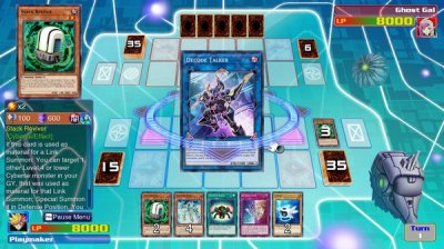 Русификатор для Yu-Gi-Oh! Legacy of the Duelist : Link Evolution